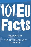 Cover for '101 EU Facts'