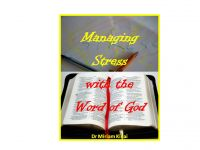 Cover for 'Managing Stress with the Word of God'