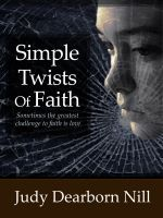 Cover for 'Simple Twists of Faith'