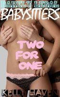 Cover for 'Barely Legal Babysitters: Two For One'