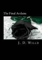 Cover for 'The Final Acclaim'