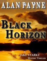 Cover for 'Black Horizon'