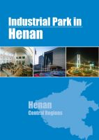 Cover for 'Industrial Parks in Henan'