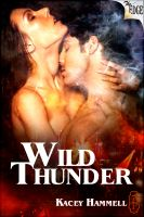 Cover for 'Wild Thunder'