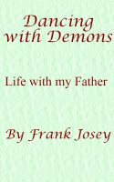 Cover for 'Dancing with Demons - Life with my Father'