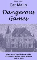 Cover for 'Dangerous Games'
