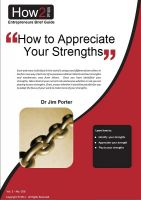 Cover for 'How to Appreciate Your Strengths'