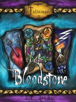 Cover for 'Bloodstone'