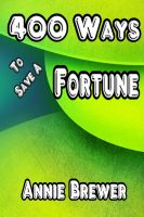 Cover for '400 Ways to Save a Fortune'