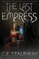 Cover for 'The Last Empress'