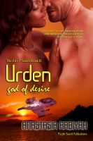 Cover for 'Urden, God of Desire'