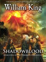 Cover for 'Shadowblood (Book Four of the Terrarch Chronicles)'