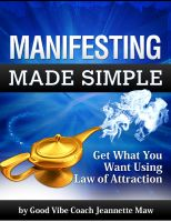 Cover for 'Manifesting Made Simple'