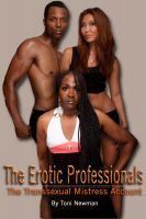 Cover for 'The Erotic Professionals-The Transsexual Mistress Account'