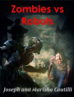 Cover for 'Zombies vs Robots'