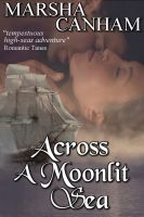 Cover for 'Across A Moonlit Sea'