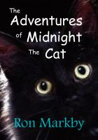 Cover for 'Adventures of Midnight the Cat'