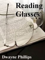 Cover for 'Reading Glasses'