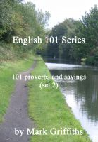 Cover for 'English 101 Series: 101 proverbs and sayings (set 2)'