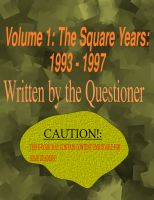 Cover for 'Volume 1: The Square Years: 1993 – 1997'