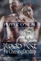 Cover for 'Blood Fest: Chasing Destiny'