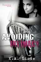 Cover for 'Avoiding Intimacy'