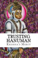 Cover for 'Trusting Hanuman'