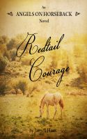 Cover for 'Angels On Horseback / Redtail Courage'