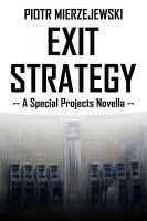 Cover for 'Exit Strategy'