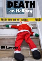 Cover for 'Death on Holiday'