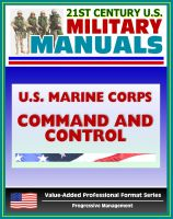 Cover for '21st Century U.S. Military Manuals: U.S. Marine Corps (USMC) Command and Control - Marine Corps Doctrinal Publication (MCDP) 6 (Value-Added Professional Format Series)'