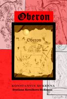 Cover for 'Oberon'