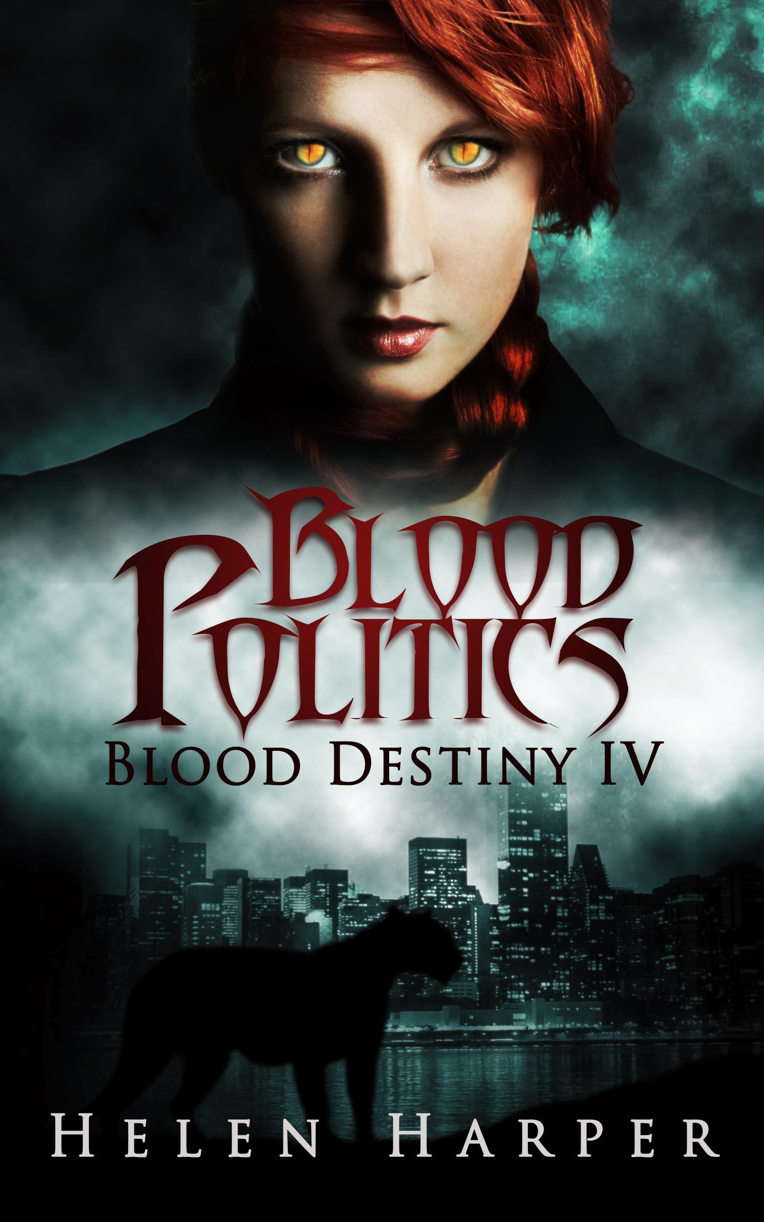 Helen Harper - Blood Politics (Blood Destiny 4)