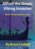 Cover for 'Alfred the Great; Viking Invasion'