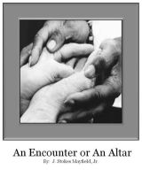 Cover for 'An Encounter or An Altar'