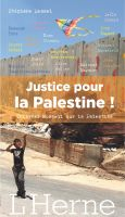 Cover for 'Justice pour la Palestine !'