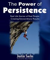 Cover for 'The Power of Persistence'