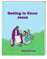 Cover for 'Getting to Know Jesus'