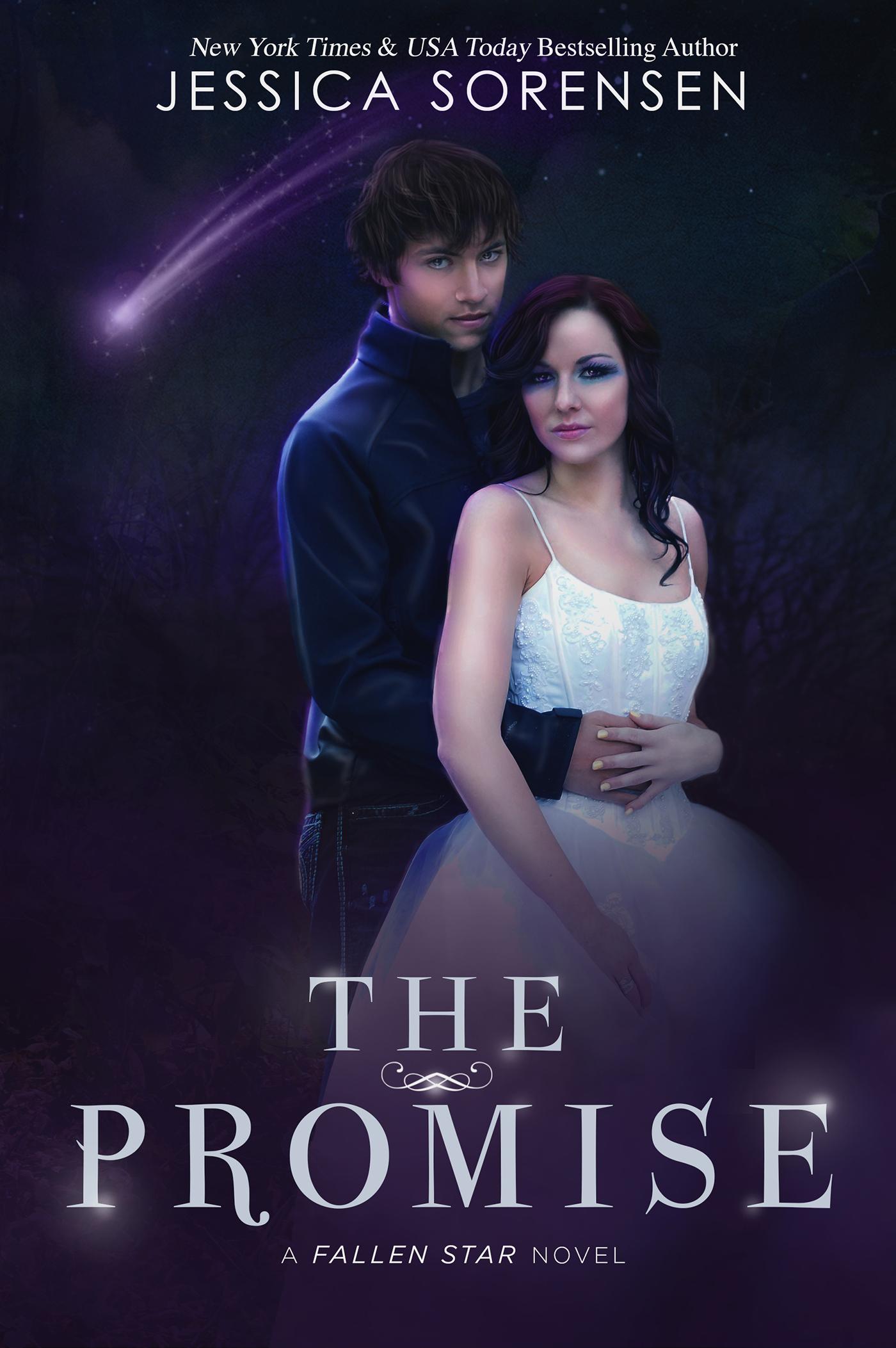 Jessica Sorensen - The Promise (Fallen Star Series, Book 4)