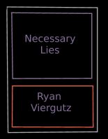 Cover for 'Necessary Lies'
