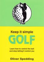 Cover for 'Keep it simple Golf'