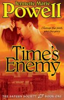 Cover for 'Time's Enemy'