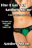 Cover for 'The Diary of Amber Stone: Entries from July 2010'