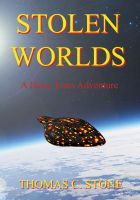 Cover for 'Stolen Worlds'