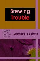 Cover for 'Brewing Trouble'