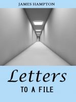 Cover for 'Letters to a File'