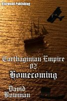 Cover for 'Carthaginian Empire 02 - Homecoming'