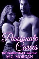 Cover for 'Passionate Curves (Plus Size Model Collection)'