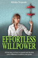 Cover for 'Effortless Willpower'