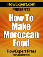 How To Make Moroccan Food cover